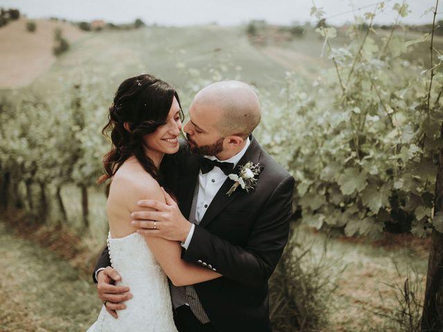 Il matrimonio di Andrea e Stefania a Castelvetro di Modena, Modena 1
