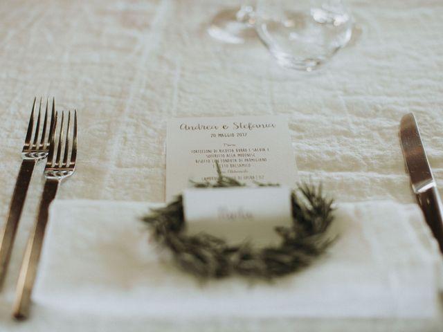 Il matrimonio di Andrea e Stefania a Castelvetro di Modena, Modena 32