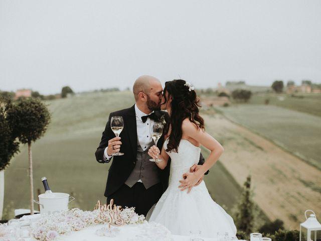 Il matrimonio di Andrea e Stefania a Castelvetro di Modena, Modena 38