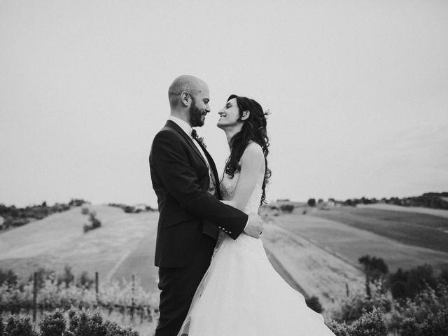 Il matrimonio di Andrea e Stefania a Castelvetro di Modena, Modena 40