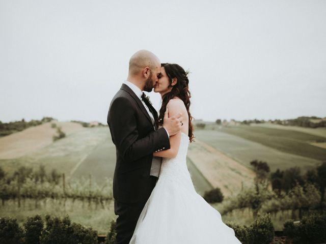 Il matrimonio di Andrea e Stefania a Castelvetro di Modena, Modena 41