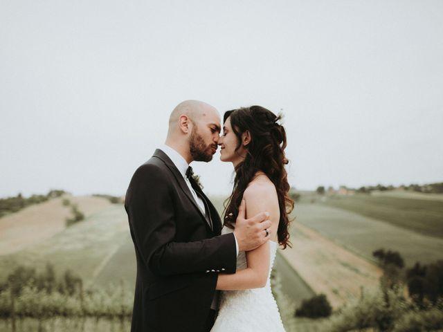 Il matrimonio di Andrea e Stefania a Castelvetro di Modena, Modena 42