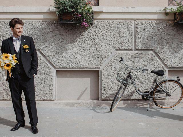 Il matrimonio di Lorenzo e Silvia a Cesena, Forlì-Cesena 27