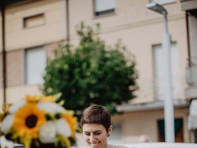 Il matrimonio di Lorenzo e Silvia a Cesena, Forlì-Cesena 29