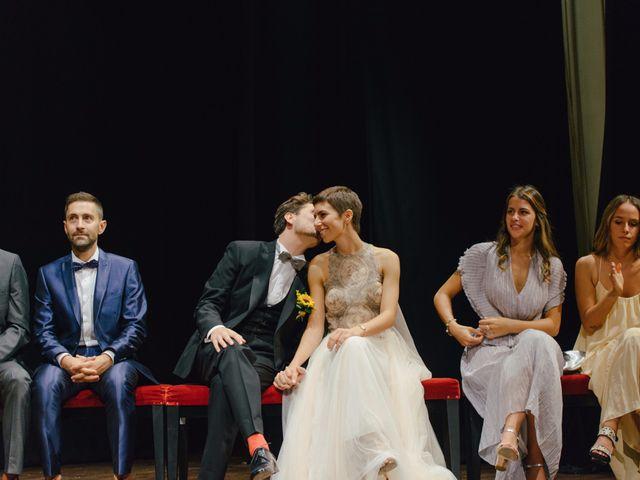 Il matrimonio di Lorenzo e Silvia a Cesena, Forlì-Cesena 34