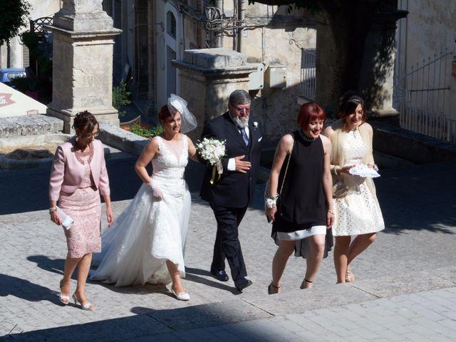 Il matrimonio di Adriano e Elisa a Modica, Ragusa 11