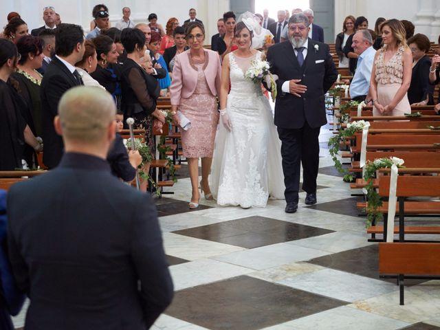 Il matrimonio di Adriano e Elisa a Modica, Ragusa 12