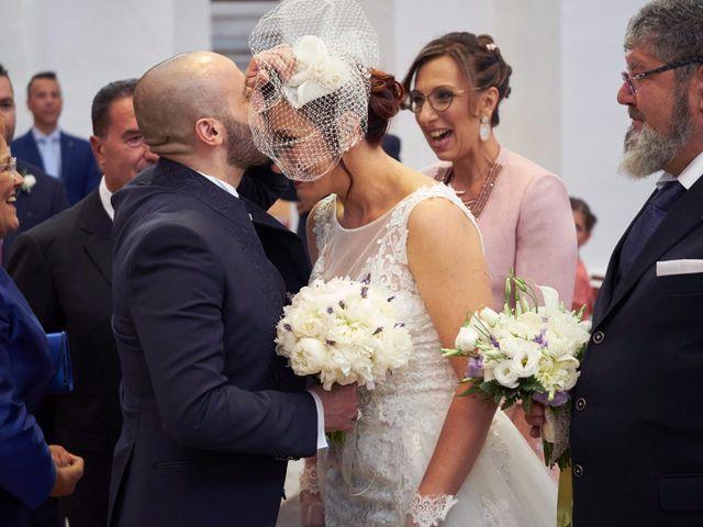 Il matrimonio di Adriano e Elisa a Modica, Ragusa 13