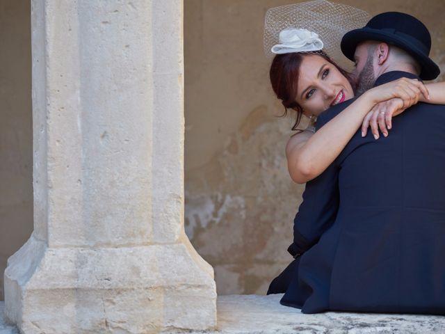Il matrimonio di Adriano e Elisa a Modica, Ragusa 20