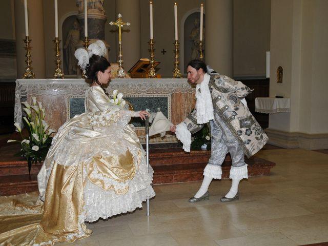 Il matrimonio di Mauro e Silvia a San Marino, San Marino 11