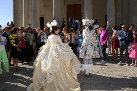 Il matrimonio di Mauro e Silvia a San Marino, San Marino 15