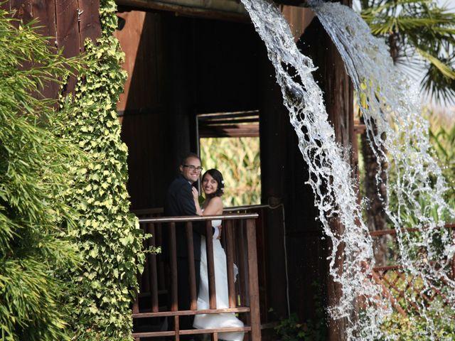 Le nozze di Nancy e Andrea