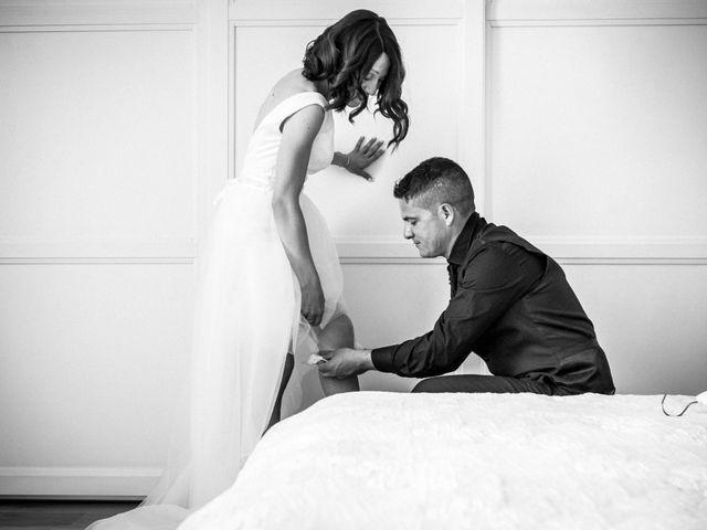 Il matrimonio di Davide e Emanuela a Trebaseleghe, Padova 13