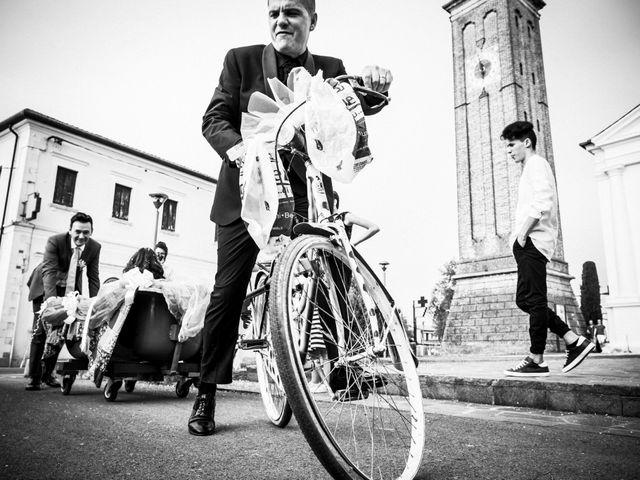 Il matrimonio di Davide e Emanuela a Trebaseleghe, Padova 21