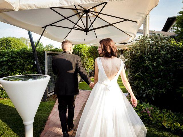 Il matrimonio di Davide e Emanuela a Trebaseleghe, Padova 27