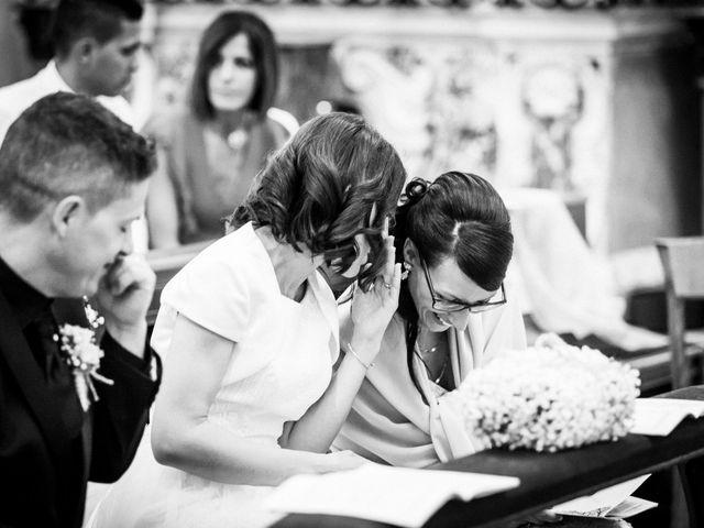Il matrimonio di Davide e Emanuela a Trebaseleghe, Padova 41