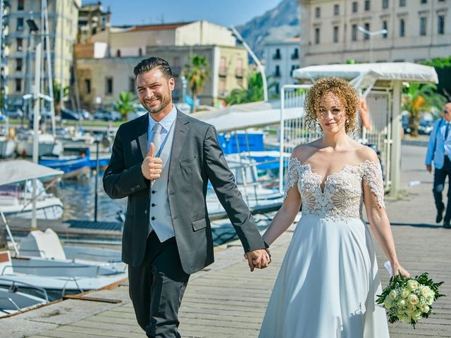 Il matrimonio di Michele e Giuliana a Palermo, Palermo 31