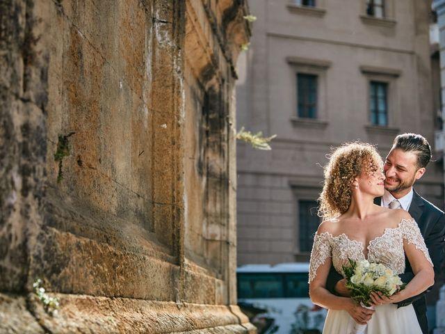 Il matrimonio di Michele e Giuliana a Palermo, Palermo 38