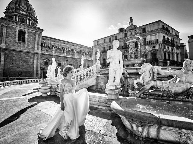 Il matrimonio di Michele e Giuliana a Palermo, Palermo 40