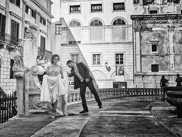 Il matrimonio di Michele e Giuliana a Palermo, Palermo 42