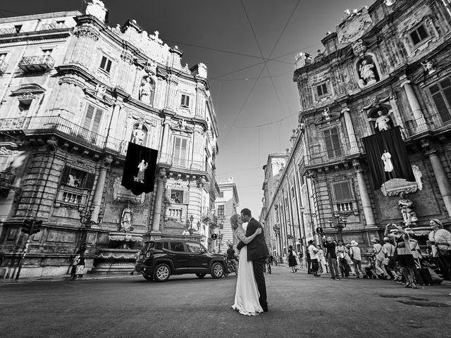 Il matrimonio di Michele e Giuliana a Palermo, Palermo 45
