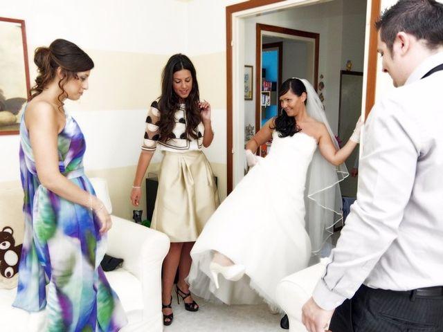 Il matrimonio di Andrea e Jessica a Bergamo, Bergamo 4