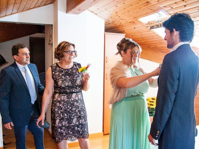 Il matrimonio di Andrea e Pamela a Dormelletto, Novara 14