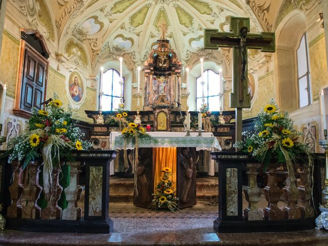 Il matrimonio di Andrea e Pamela a Dormelletto, Novara 15