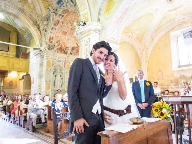 Il matrimonio di Andrea e Pamela a Dormelletto, Novara 22