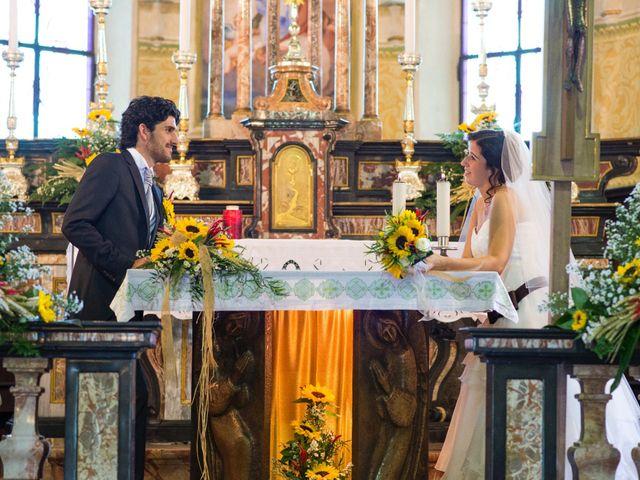Il matrimonio di Andrea e Pamela a Dormelletto, Novara 23