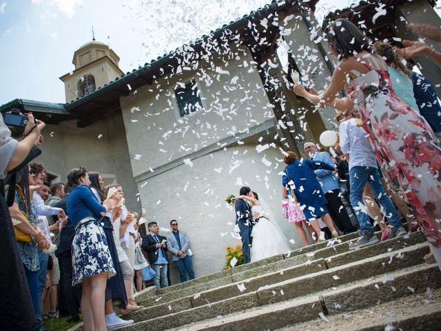 Il matrimonio di Andrea e Pamela a Dormelletto, Novara 1