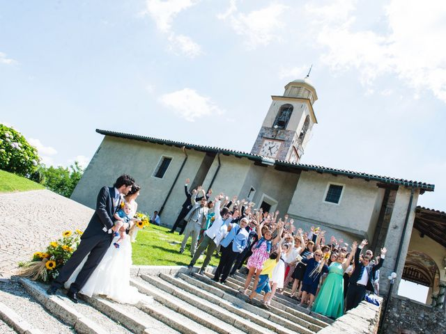 Il matrimonio di Andrea e Pamela a Dormelletto, Novara 25