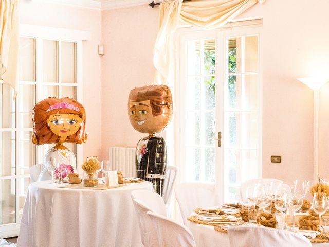 Il matrimonio di Andrea e Pamela a Dormelletto, Novara 30