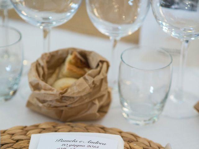Il matrimonio di Andrea e Pamela a Dormelletto, Novara 33