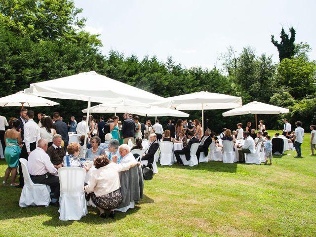 Il matrimonio di Andrea e Pamela a Dormelletto, Novara 37
