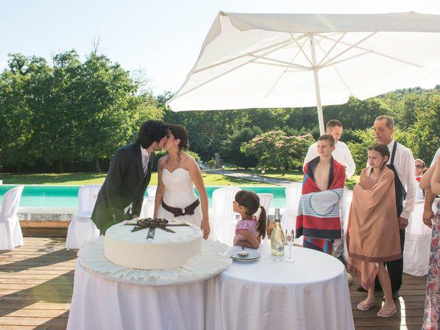 Il matrimonio di Andrea e Pamela a Dormelletto, Novara 52