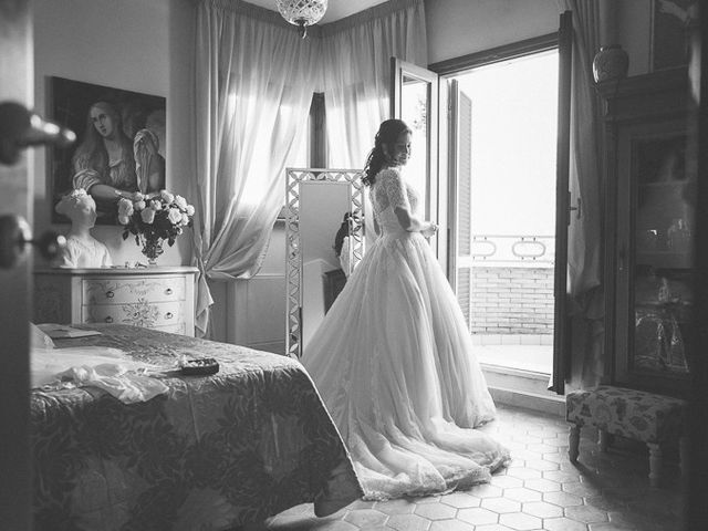 Il matrimonio di Andrea e Alessandra a Veroli, Frosinone 11