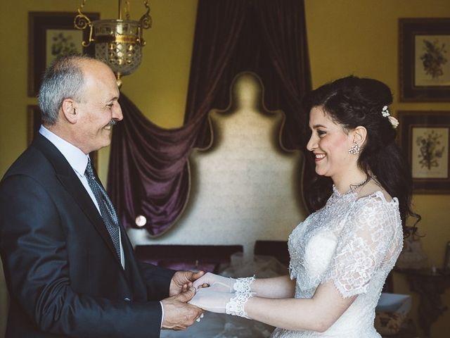 Il matrimonio di Andrea e Alessandra a Veroli, Frosinone 12