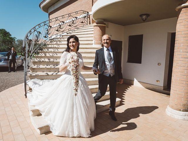 Il matrimonio di Andrea e Alessandra a Veroli, Frosinone 15