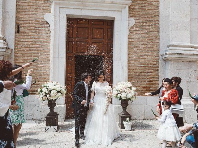 Il matrimonio di Andrea e Alessandra a Veroli, Frosinone 24