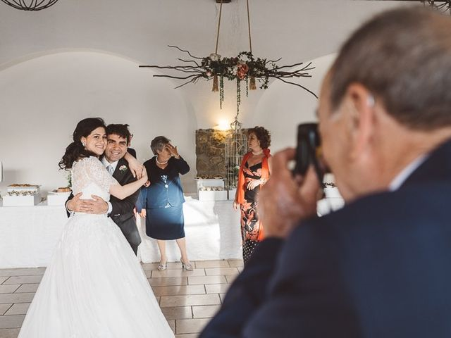 Il matrimonio di Andrea e Alessandra a Veroli, Frosinone 35