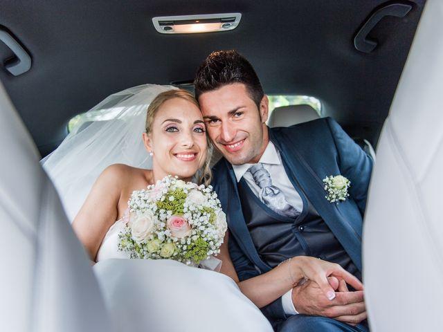 Le nozze di Emma e Mario