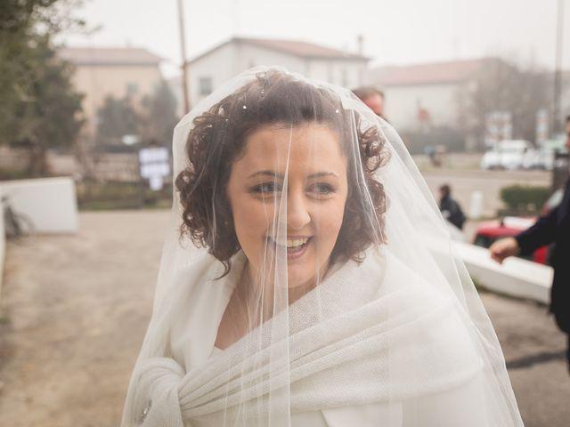Il matrimonio di Lucrezia e Filippo a Este, Padova 3
