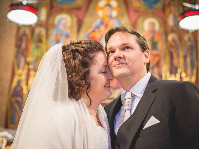 Il matrimonio di Lucrezia e Filippo a Este, Padova 14