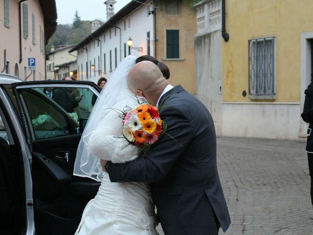 Il matrimonio di Pietro  e Valentina  a Montichiari, Brescia 5