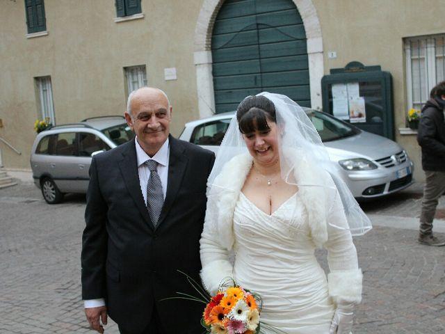 Il matrimonio di Pietro  e Valentina  a Montichiari, Brescia 6