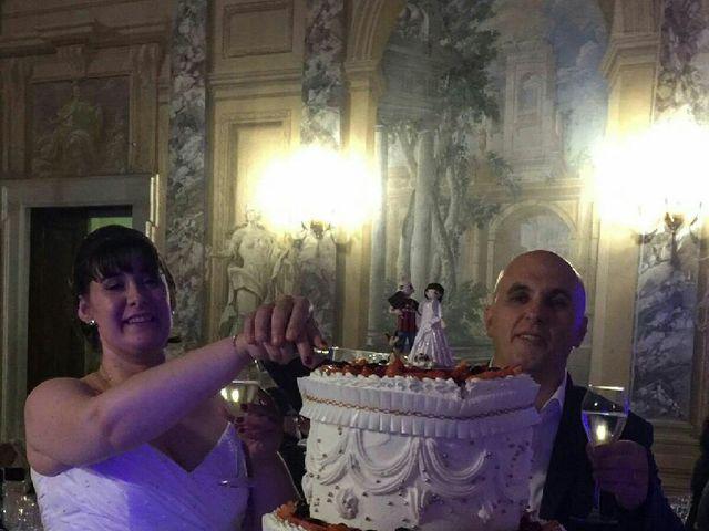 Il matrimonio di Pietro  e Valentina  a Montichiari, Brescia 16