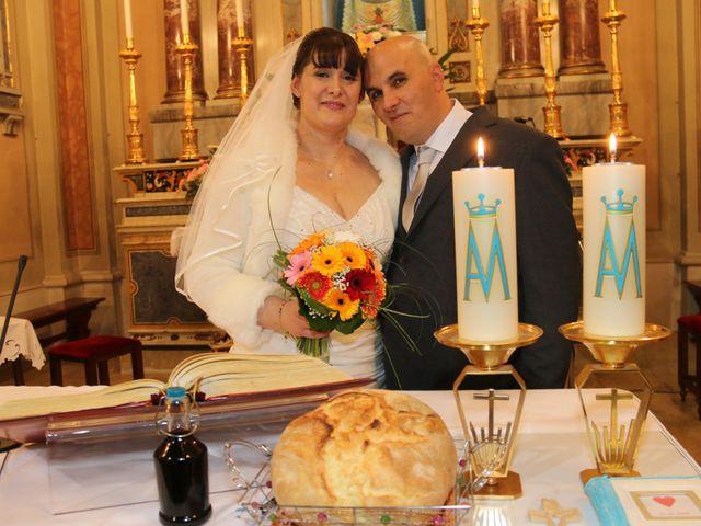 Il matrimonio di Pietro  e Valentina  a Montichiari, Brescia 26