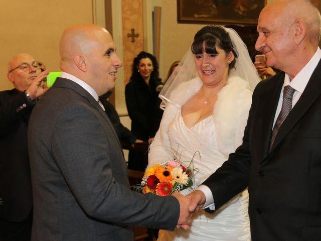 Il matrimonio di Pietro  e Valentina  a Montichiari, Brescia 29