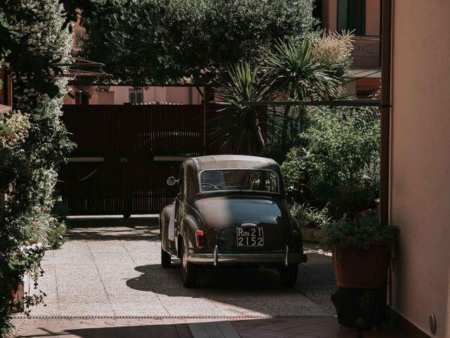 Il matrimonio di Daniele e Giulia a Roma, Roma 24